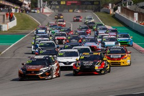 A strong 34-car field in the season's finale at Monza
