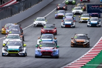 2019-2019 Red Bull Ring Race 1---2019 TCR EUR Red Bull Ring R1, start_2