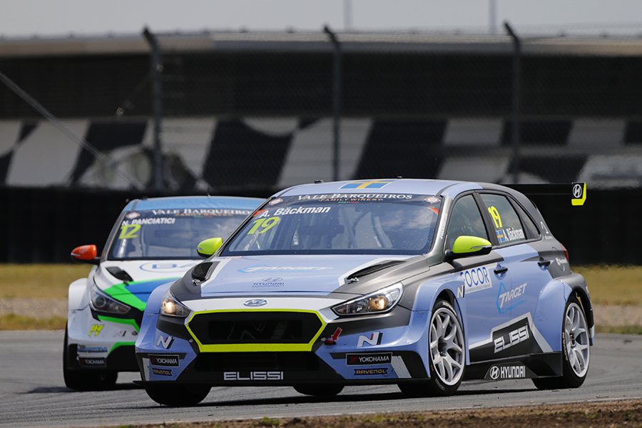 2019 Oschersleben Race 1