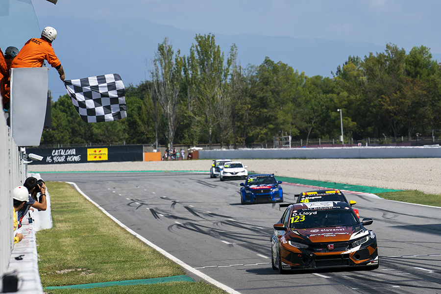 2019 Barcelona Race 2